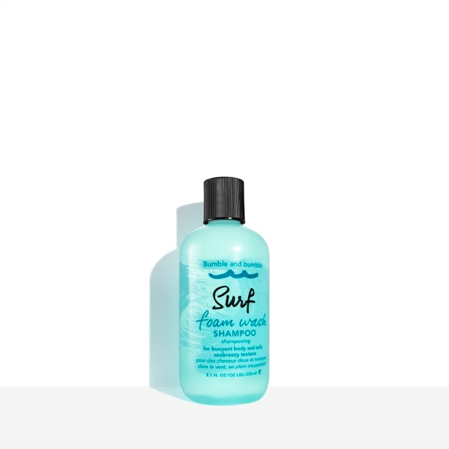 Shampoing nettoyant moussant Surf